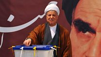 Rafsanjani a 'most influential figure'
