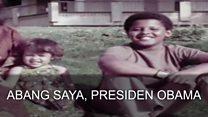 Abang saya, Presiden Obama