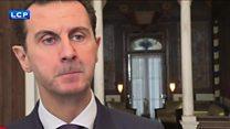 الأسد: الحكومة مستعدة للتفاوض على كل شيء