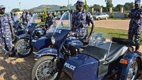 Pikipiki mpya za polisi Uganda zazua mjadala