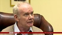 McGuinness - 'No return to status quo'