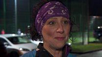 One in three women runners 'harassed'