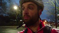 Southern rail: The cyclist