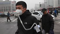 Cómo se vive en la ciudad más contaminada de China (y no es Pekín)