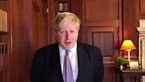 Boris Johnson on Donald Trump