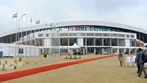 Gabon: derniers préparatifs pour la CAN