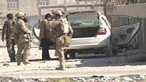 مقتل 5 مسؤولين اماراتيين في تفجير مقر محافظ قندهار