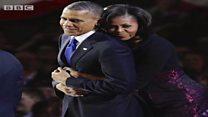 Momen-moment penting Presiden Obama
