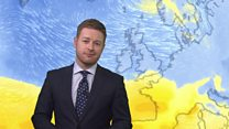 Sleet, snow and gales for UK