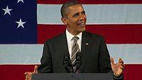 Танці, співи, обійми – вірусні відео з Обамою