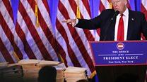 ترامب ينفي التعرض لأي ضغوطات روسية