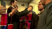پایان مراحل درمان ۱۳۰ معتاد در افغانستان