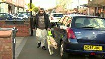 Guide Dogs award for Mohammed