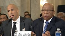 Black lawmakers call Sessions 'unfit'
