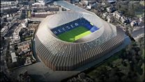 Watch: Chelsea stadium plans approved