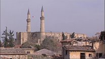 قبرص - الجزيرة المنقسمة