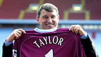 Dion Dublin pays tribute to Graham Taylor