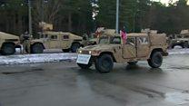 روسیه: نیروهای آمریکایی در لهستان تهدیدی برای امنیت ملی ما است