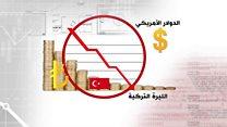 ما هي العوامل التي أدت إلى الانخفاض الحاد في قيمة الليرة التركية؟