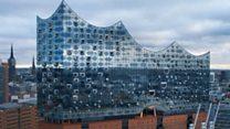 हैमबर्ग का अनूठा कांसर्ट हॉल