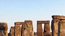 Stonehenge ရဲ့ ပဲ့တင်သံ