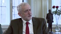 Corbyn refuses to endorse a new 'Act of Union'