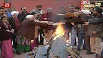 पंजाब में लोहड़ी की धूम