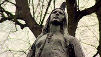 Special events to mark Pocahontas death