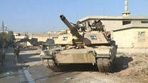 القوات العراقية تعلن سيطرتها على أنحاء جديدة في الموصل