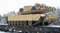 Por qué EE.UU. realiza uno de los mayores despliegues militares en Europa desde la Guerra Fría