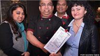 Customer leaves £1000 tip at Indian restaurant