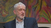 Corbyn 'looking forward' to by-election