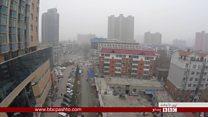 چین کې د چاپیریال ساتنې ځواک