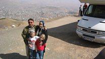 چمدان: 'دخترم گفت دیگر نمیخواهد ایرانی باشد'