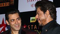 سلمان اور شاہ رخ کی دوستی کاج بندھن