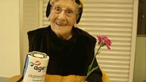 Meet the 94-year-old Bee Lady