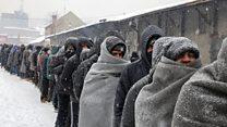 Avrupa'da soğuk hava: 65 ölü