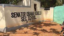 Halkan ka dhageyso warbixin ku saasban deegaanka Kogelo ee dalka Kenya oo Obama ka soo jeedo.