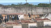Prison riot: They say my husband is dead