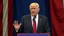 ترامب ينتقد السياسة الخارجية لأوباما