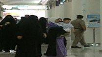 Perempuan Saudi menentang sistem izin dari wali