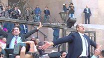 المحكمة الإدارية العليا بمصر تقضي ببطلان تسليم تيران وصنافير للسعودية