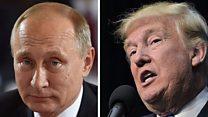 ТВ-новости: что думает о России Дональд Трамп?