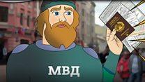 Герои сказок подскажут мигрантам в Москве, как себя вести