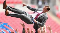 Five facts about the new Cobblers boss