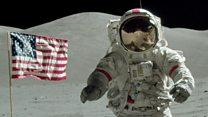 Qué dijo Gene Cerna, el último hombre en pisar la Luna, antes de volver a la Tierra