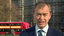 Farron: Theft of democracy, attack on our economy