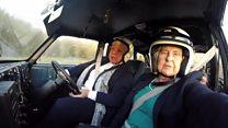 La abuela piloto que volverá a competir a los 72 años