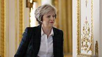 مقتطفات من خطاب رئيسة الوزراء البريطانية حول بركسيت
