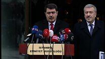 مظنون اصلی کشتار کلوب شبانه استانبول دستگیرشد